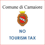 CAMAIORE AND LIDO DI CAMAIORE, WE ARE CITY TAX FREE