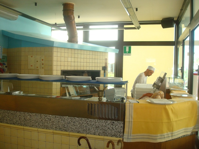 Bar Baroni : Pizzeria  -