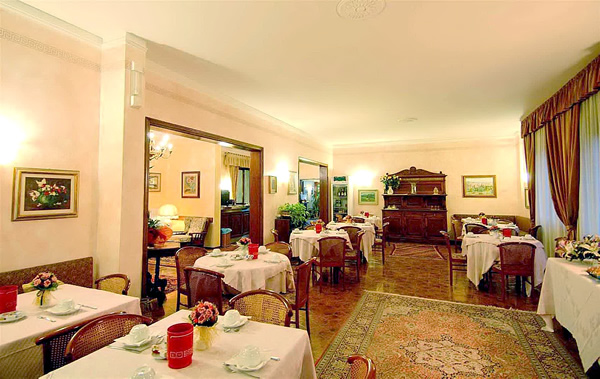 Hotel La Palma : Breakfast hall -